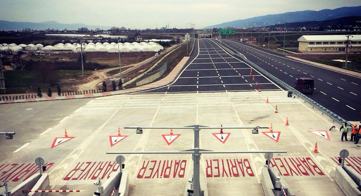 Yol Cizgi Uygulamalari Varan Trafik